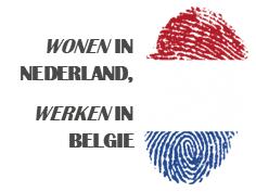 Grensarbeider in Belgie